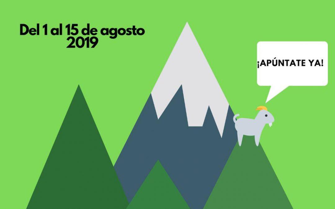 CAMPAMENTO PICARRAL PARA FAMILIAS DEL 1 AL 15 DE AGOSTO EN PINETA