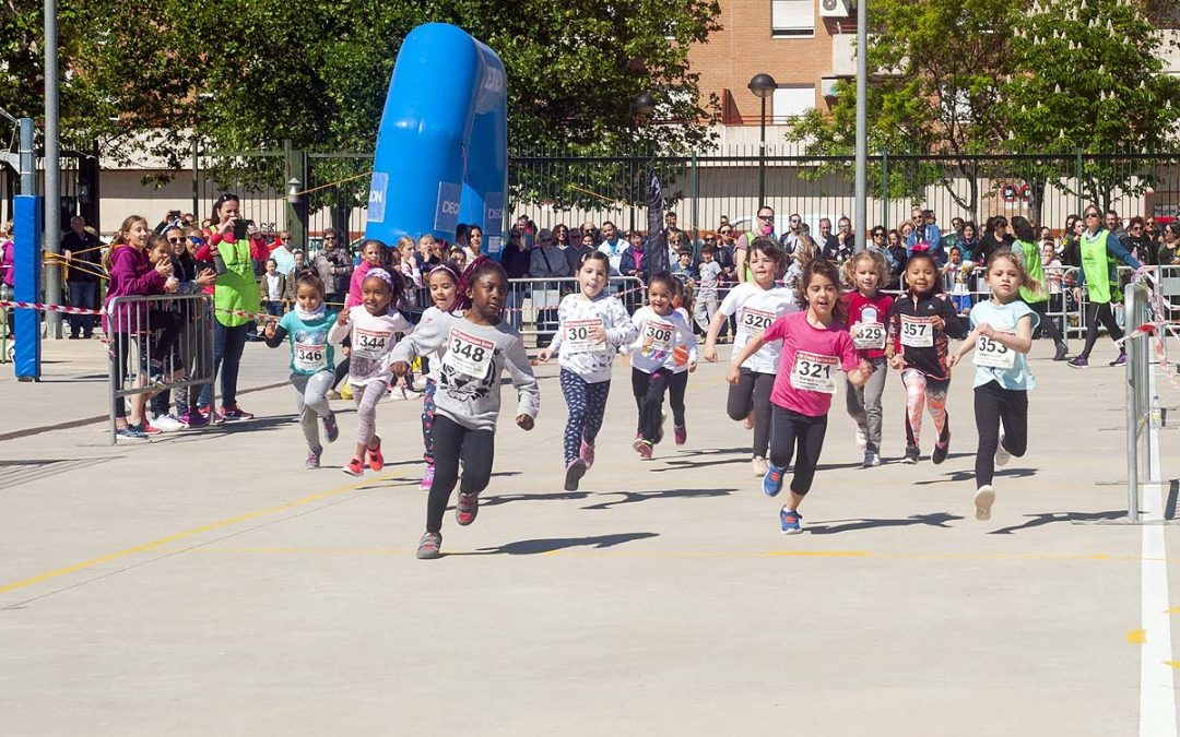 Cross 2019: las fotos de una jornada deportiva y de convivencia