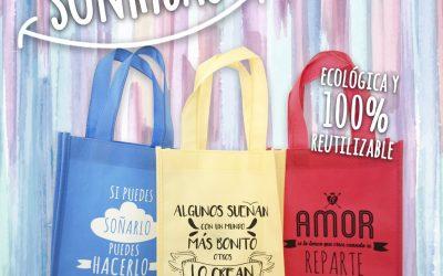 Las bolsas para ayudar a los niños con cáncer ya disponibles en el AMPA