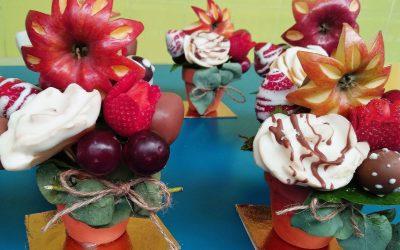 "Taller ""Cuqui Fruti Macetas"": Ummmm….! fotos"