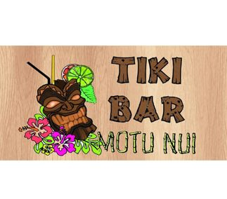 Tiki Bar Motu Nui