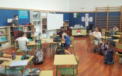 El AMPA adquiere pizarras para las nuevas aulas