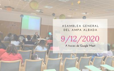 Asamblea General del AMPA